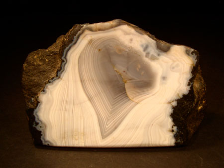 Mineral Specimens - Agate, Great Notch, NJ