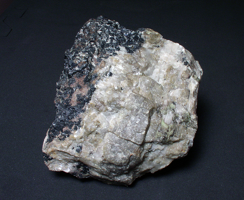 Mineral Specimens - Hardystonite in calcite, Franklin, NJ