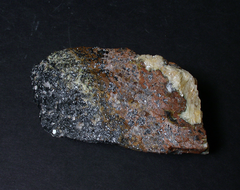 Mineral Specimens - Willemite, Franklin, NJ, NJ