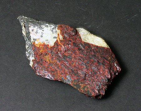 Mineral Specimens - Zincite, Willemite, Franklin, NJ