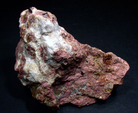 Mineral Specimens  - Hancockite, Franklin, NJ
