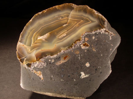 Mineral Specimens - Agate, Haledon, NJ